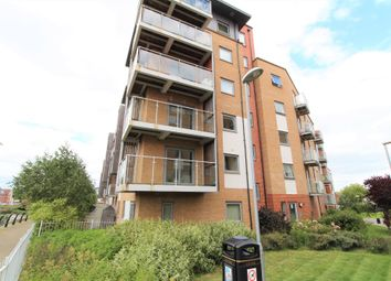 Thumbnail 1 bed flat for sale in Hawkins Road, Colchester