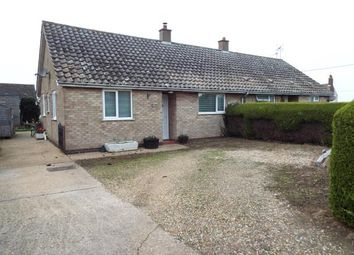 Thumbnail 2 bedroom bungalow for sale in Thornham, Hunstanton, Norfolk