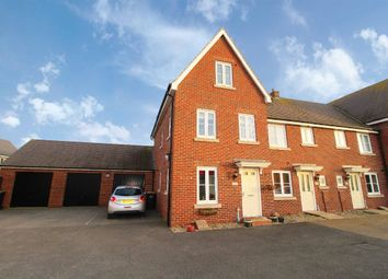 Thumbnail 3 bed end terrace house for sale in Greenside Close, Wixams, Bedfordshire