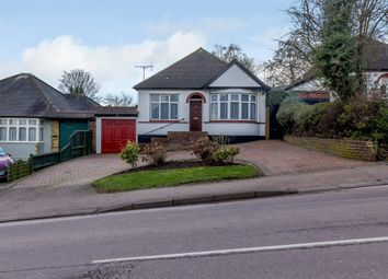 Thumbnail 2 bed detached bungalow for sale in Plough Hill, Cuffley, Hertfordshire