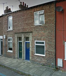 Thumbnail 3 bed terraced house to rent in Nelson Street, The Groves, York