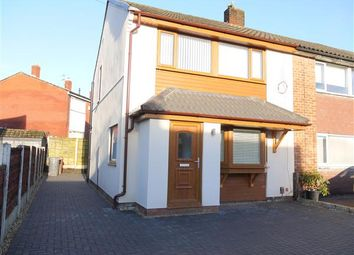 Thumbnail 3 bed semi-detached house to rent in Glendale Road, Mosley Common