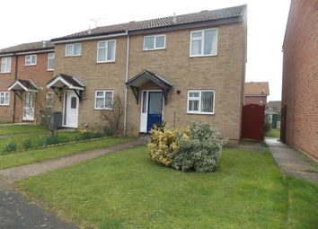 Thumbnail 2 bed end terrace house to rent in Cricket Hill Road, Felixstowe
