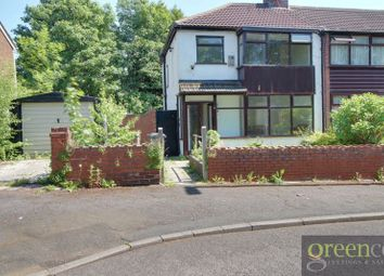 Thumbnail 3 bed property to rent in North Clifden Lane, Salford
