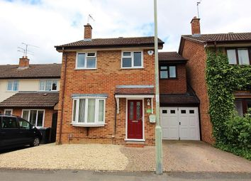4 bed link-detached house for sale in Clements Mead, Tilehurst, Reading RG31