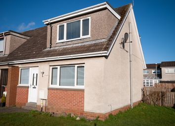 Thumbnail 2 bed end terrace house to rent in Ravensby Road, Carnoustie