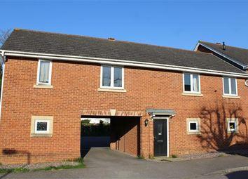 Thumbnail 2 bed property for sale in Oriel Close, Wolverton, Milton Keynes