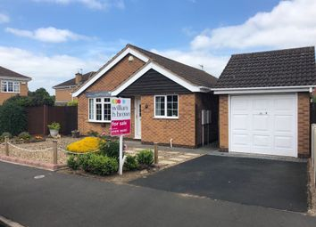 Thumbnail 3 bed detached bungalow for sale in Formby Close, Grantham