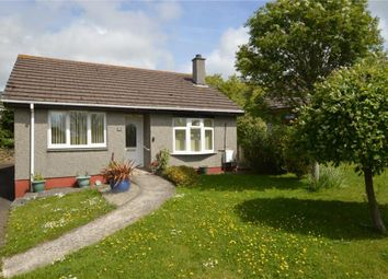 Thumbnail 2 bed detached bungalow for sale in Boscarnek, St Erth, Hayle, Cornwall