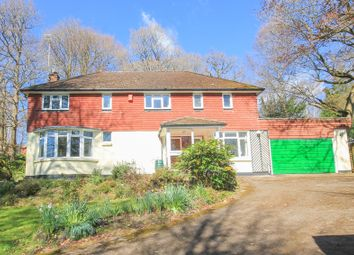 4 bed detached house for sale in Furzefield Chase, Dormans Park, East Grinstead, West Sussex RH19