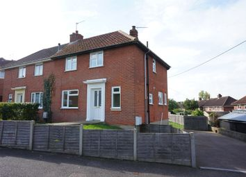 Thumbnail 3 bed semi-detached house for sale in Jubilee Road, Bungay