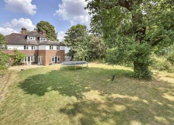 Thumbnail 8 bed detached house for sale in St. Marys Road, Long Ditton, Surbiton