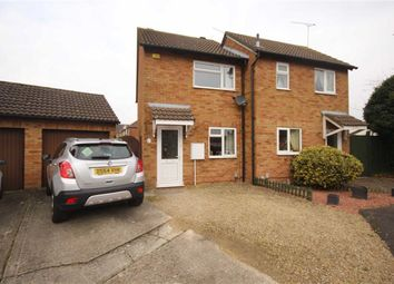 Thumbnail 2 bedroom semi-detached house for sale in Constable Road, Upper Stratton, Wiltshire