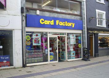 Thumbnail Retail premises to let in High St, Bangor