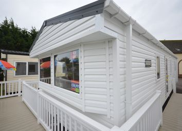 Thumbnail 2 bed mobile/park home for sale in Dawlish Sands, Warren Road, Dawlish