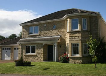 Thumbnail 5 bed detached house for sale in Charles Jarvis Court, Cupar, Fife