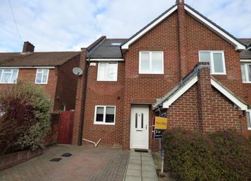 Thumbnail 4 bed semi-detached house for sale in Shirley, Southampton, Hampshire