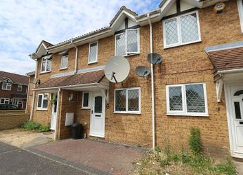Thumbnail 2 bed terraced house for sale in Newcombe Rise, Yiewsley, West Drayton, London