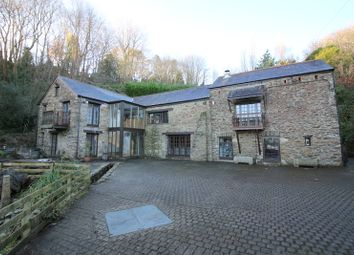 Thumbnail 6 bed barn conversion for sale in Landrake, Saltash
