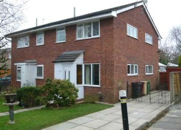 Thumbnail 1 bed maisonette to rent in Cranleigh Close, Blackrod, Bolton