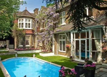 Thumbnail 8 bed detached house to rent in Frognal, Hampstead NW3, London,