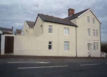 Thumbnail 5 bed terraced house to rent in Dock View Road, Barry