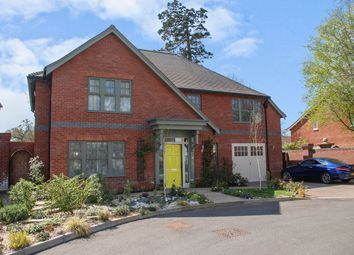 Thumbnail Detached house for sale in Admiral Place, Winkton, Christchurch
