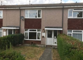 Thumbnail 2 bed terraced house for sale in Tan Dderwen, Llangattock, Crickhowell