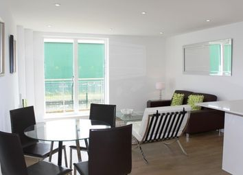 Thumbnail 1 bed flat to rent in Caspian Wharf, Kara Court, Bow