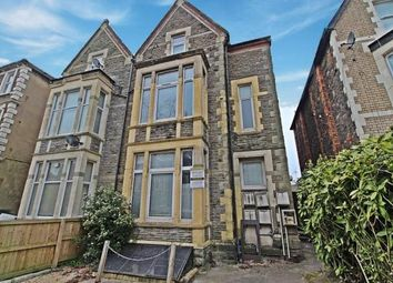 Thumbnail Block of flats for sale in Richmond Road, Roath, Cardiff