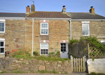 Thumbnail 2 bed terraced house for sale in Goonbell, St Agnes, Cornwall