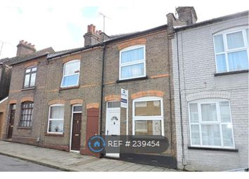 Thumbnail 2 bed terraced house to rent in Ridgway Road, Luton
