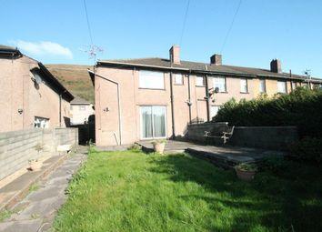 Thumbnail 3 bed end terrace house for sale in Elba Avenue, Margam, Port Talbot, Swansea