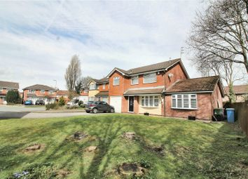 Thumbnail 4 bed detached house for sale in Blueberry Fields, Fazakerley
