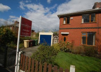 Thumbnail 3 bed semi-detached house for sale in Grosvenor Street, Little Lever, Bolton