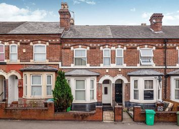 Thumbnail 3 bed terraced house for sale in Noel Street, Nottingham
