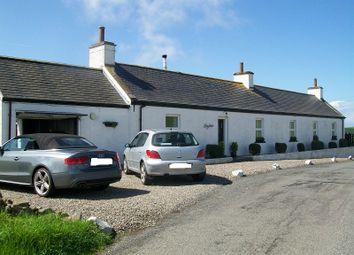 Thumbnail 4 bed cottage for sale in Sandhead, Stranraer