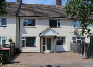 Thumbnail 3 bed terraced house to rent in Glebe Close, Crawley