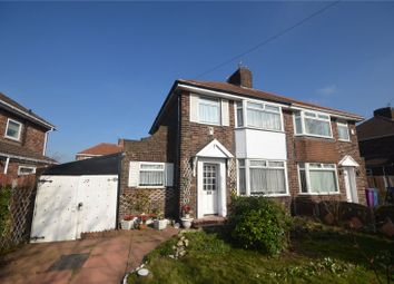 Thumbnail 3 bed semi-detached house for sale in Hillfoot Avenue, Hunts Cross, Liverpool