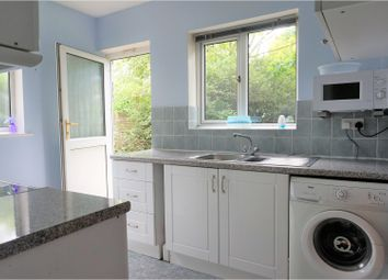 Thumbnail 2 bed maisonette to rent in Grafton Close, West Ealing