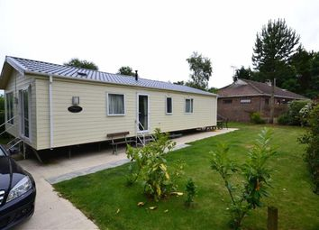 Thumbnail 3 bed mobile/park home for sale in West View, Far Grange Park, Skipsea, Est Yorkshire
