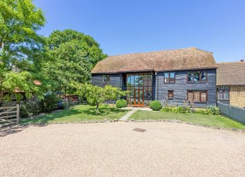 Thumbnail 3 bed barn conversion for sale in Boxted Lane, Upchurch, Sittingbourne