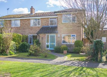 Thumbnail 5 bed semi-detached house for sale in Laceys Way, Duxford, Cambridge