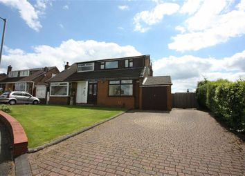 Thumbnail 3 bedroom semi-detached house for sale in Tarbet Drive, Breightmet, Bolton