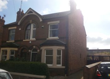 Thumbnail 2 bed semi-detached house for sale in Berkeley Avenue, Long Eaton, Nottingham