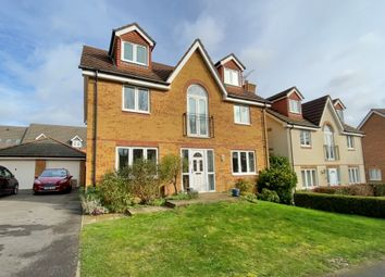 Thumbnail Detached house for sale in Kingsley Way, Whiteley, Fareham