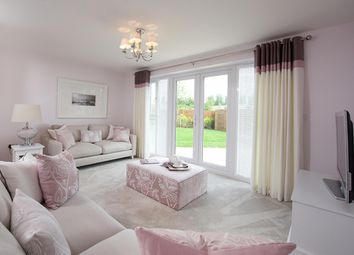 "Thumbnail 4 bedroom semi-detached house for sale in ""Oakham"" at Hayfield Road, Chapel En Le Frith, High Peak"