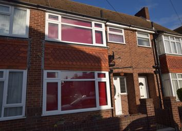 Thumbnail 3 bed terraced house for sale in Hyde Road, Eastbourne