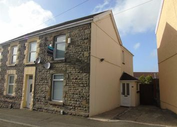 Thumbnail 2 bed semi-detached house for sale in Jersey Road, Bonymaen, Swansea