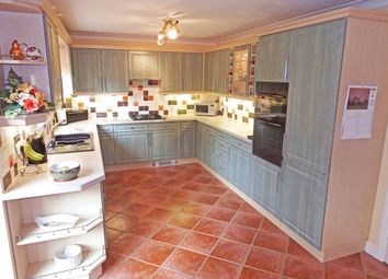 Thumbnail 5 bed detached bungalow for sale in Cottage Gardens Close, Hathern, Loughborough